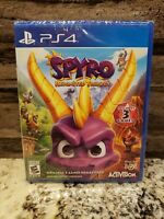 PS4 Spyro Reignited Trilogy Remastered (PlayStation 4 ) NEW