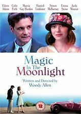 Magic in the Moonlight  DVD (2015) Colin Firth