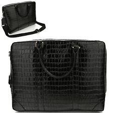 Man Cross Body Bag Man Shoulder Bag Man Business Bag Cow Leather Bag 5089Black