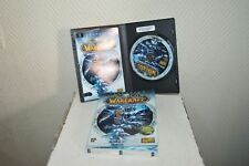 JEU EXTENSION PC/MAC DVD ROM WORLD OF WARCRAFT WRATH OF THE LICH KING  GAME  WOW