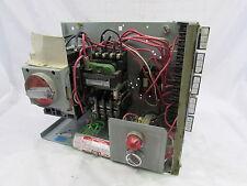GENERAL ELECTRIC IC7700 LINE 385X0331 M02 A04 MCC BUCKET FVNR 10HP *XLNT*