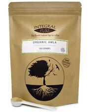 100g Organic Amla powder | Emblica Officinalis | 1 gram scoop included