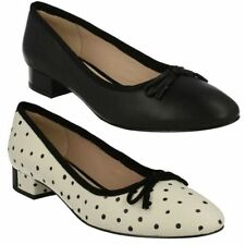 Leather Polka Dot Shoes for Women