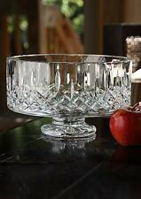 Waterford Crystal Lismore Footed Large Crystal Centerpiece Bowl (BRAND NEW)