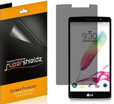 2X Supershieldz Privacy (Anti-Spy) Screen Protector Shield Saver For LG G Stylo