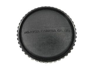 Minolta Rear Camera Lens Cap For Minolta SR / MC / MD Mount Lenses