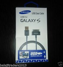 USB Data Sync Charger Charging Cable for Samsung Galaxy Tab 2 P3100 P1000 N8000