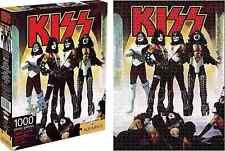 KISS - Love Gun (1000 Piece Jigsaw Puzzle)
