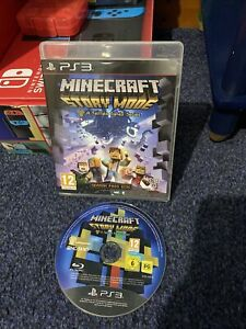 Ps3 Minecraft Story Mode Game A Telltale Games Series