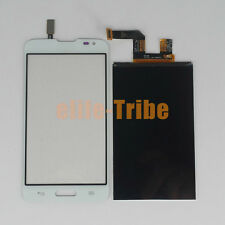LCD Display + White Touch Digitizer Screen for LG Optimus L70 D320 D325 MS323
