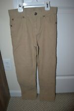 NWT Boy's Janie and Jack Corduroy Pants Size 10