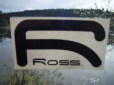 Ross Reels decal