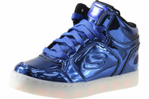 Skechers Little/Big Boy's S Lights Energy Lights Eliptic Light Up Sneakers Shoes