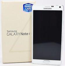 USED - Samsung Galaxy Note 4 SM-N910H White (FACTORY UNLOCKED), 32GB
