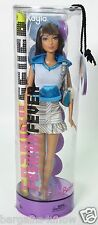 2004 FASHION FEVER BARBIE  KAYLA STRIPED SKIRT HOODED TOP SANDALS PURSE  NRFP