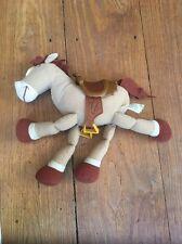 "Mattel Arcotoys Toy Story Horse Bullseye Plush 10"""