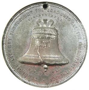 1885 LA Liberty Bell Dollar So-Called Dollar SC$1 HK-144B - NGC MS61 (UNC)