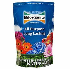 Milorganite 0605 Garden Care Organic Fertilizer, 5-Pound
