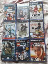 PlayStation 2 PS 2 Games Bundle