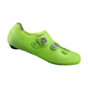 Shimano S-Phyre SH-RC901 Road Shoes 46 Green