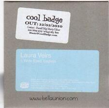 (EM716) Laura Veirs, Wide Eyed, Legless - 2010 DJ CD