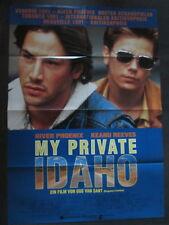 MY PRIVATE IDAHO - Filmplakat A1 - River Phoenix, Keanu Reeves