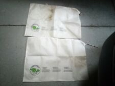 Compostable Collection Bag For A Blower there are 2