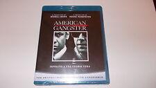 American gangster (2008) Universal  Blu Ray ..... Nuovo