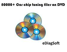Car chip-tuning files remapping OBD Remap Files Mpps/galletto/kwp 8000+
