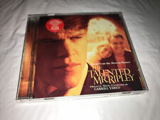 The Talented Mr. Ripley: Music from the Motion Picture - Audio Cd - No scr