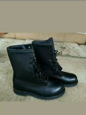 """ADDISON 8"""" SAFETY BOOTS 7W * MILITARY STYLE * NEW WITHOUT BOX"""