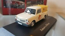 ATLAS - DDR AUTO COLLECTION - TRABANT 1.1 PICKUP 1/43 SCALE