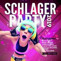 SCHLAGER PARTY 2019   CD NEU