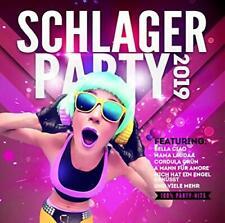 SCHLAGER PARTY 2019   CD NEU