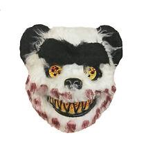 Zombie Panda Mask Halloween Fancy Dress Scary Face Mask