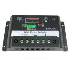 Panel 15A PWM solare Batteria Regolatore di carica Regolatore 12V 24V HK