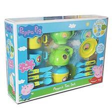 New Peppa Pig 15 Piece Tea Set