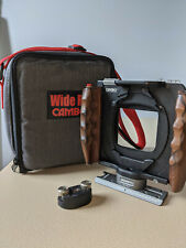 Cambo Wide WRS 1200/1250 Camera w/ Wooden Grip