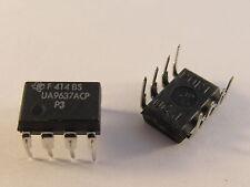 2x UA9637ACP TI Dual Line Receiver (AE16/4560)