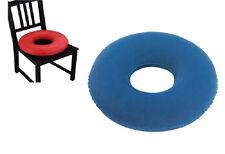 MEDICA GONFIABILE PVC NYLON Anello Rotondo Cuscino Anello pressione SORES CON POMPA