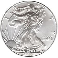 NEW !!! Dollaro USA 2020 Oncia Argento Liberty Eagle 1 oz. NEW !!!