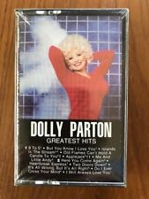 Greatest Hits by Dolly Parton (Cassette, 1982, RCA) AHK1 4422 NEW
