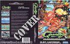 GREENDOG (1992) MEGA DRIVE COVER, NO CARTUCCIA