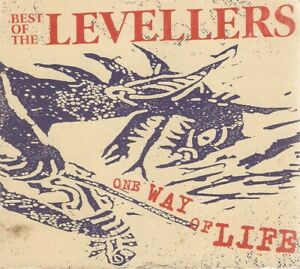 The Levellers - One Way Of Life - Best Of  (2xCD 1998) Enhanced Special Edition
