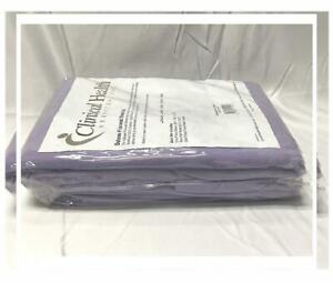 Deluxe Flannel Massage Sheet Set (Lavender (Lilac)), Lavender (Lilac)