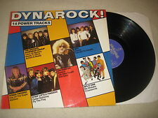 Dynarock! 14 Power tracks  Vinyl LP Sampler