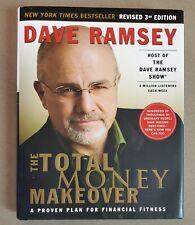 Dave Ramsey books Total money makeover, More than enough, Money answer book
