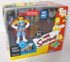 MOE'S TAVERN MISB SIMPSONS PLAYSET w/ DUFFMAN FIGURE World of Springfield IN BOX