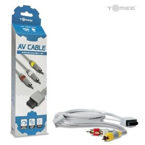 AV Cable For Nintendo Wii U / Wii - Tomee