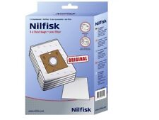 Genuine Nilfisk Vacuum Cleaner Bags Bravo & Action Series Hoover Dust Bags